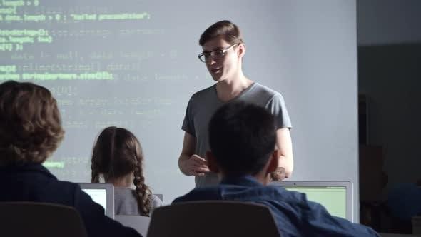 Thumbnail for Teacher of IT