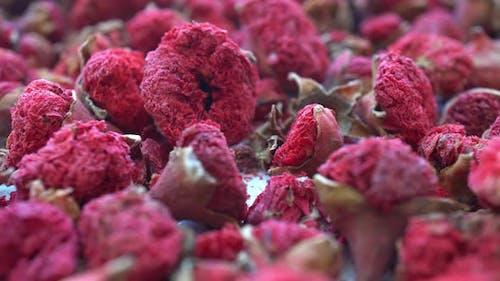 Rotation Flower Red Garnet Tea 3