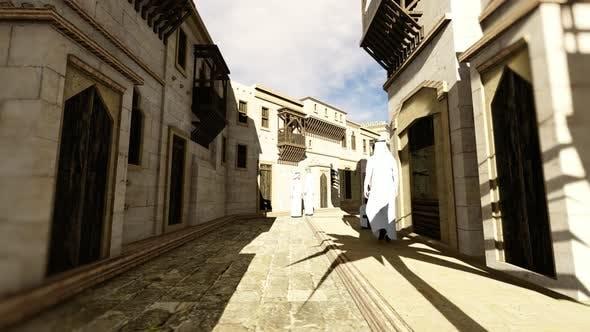 Thumbnail for Arabic City Street