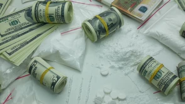 Thumbnail for Criminal Money Profit Drug Cartel