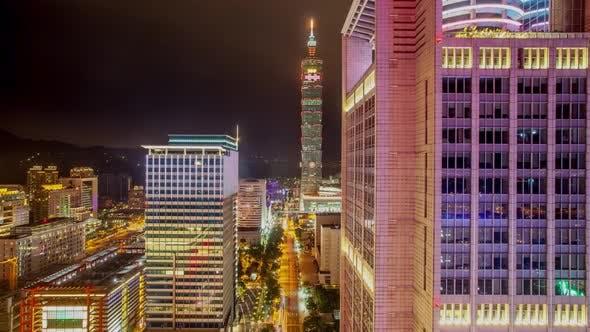 Thumbnail for Taipei Taiwan Time Lapse