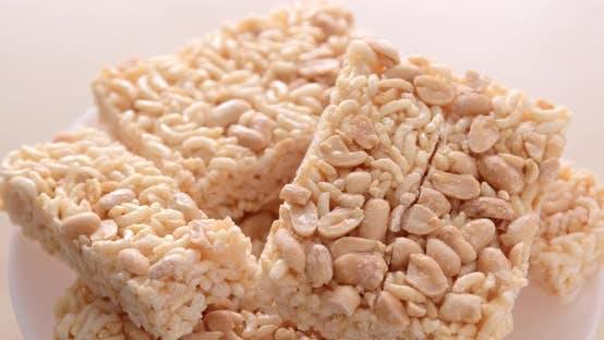 Thumbnail for Rice Crispy Squares