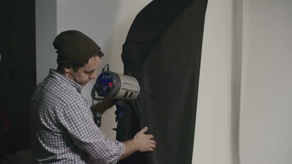Thumbnail for Setting Up Studio Lighting