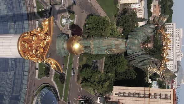 Thumbnail for Monument on Independence Square in Kyiv Ukraine