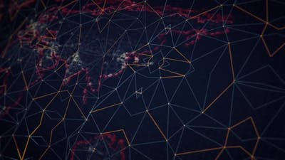 News Background Earth  Digital Plexus