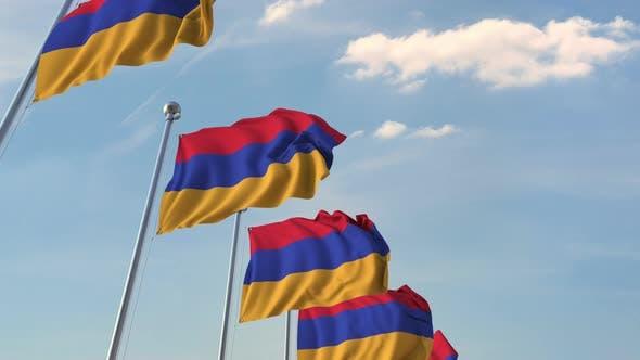 Thumbnail for Many Waving Flags of Armenia