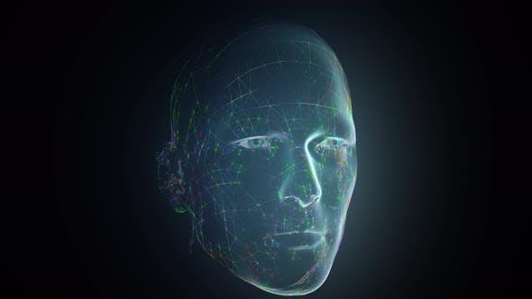 3D Face Scanning 4k
