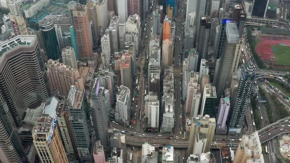 Thumbnail for Hong Kong commercial district