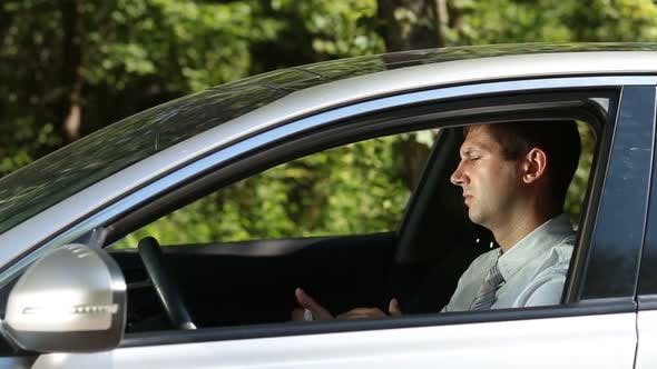 Thumbnail for Irresponsible Man Throwing Trash Out of Car Window