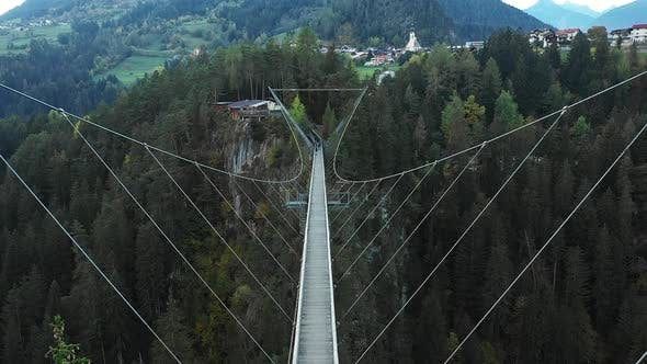 Thumbnail for Benni Raich Suspension Bridge