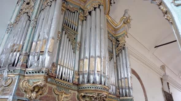 Thumbnail for Pipe Organ