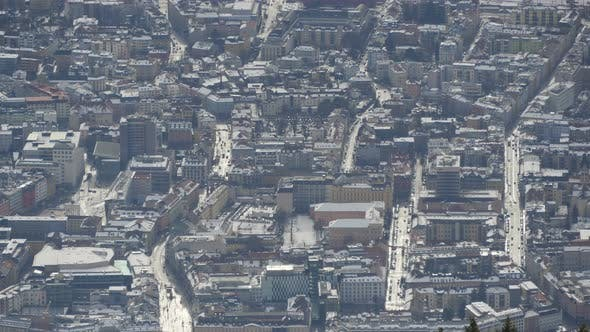 Thumbnail for High angle view of Innsbruck