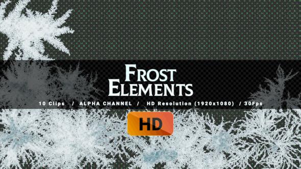 Frost Blast - 10 Clips - HD