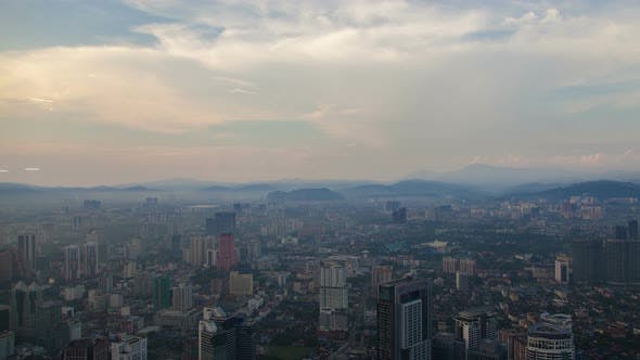 Thumbnail for Kuala Lumpur City Skyline