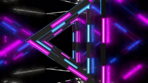 Thumbnail for Triangle Light 03 4k