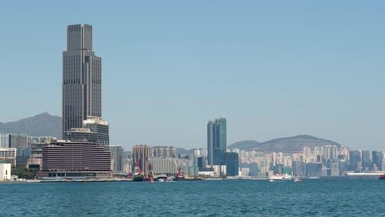 Thumbnail for Hong Kong Stadt