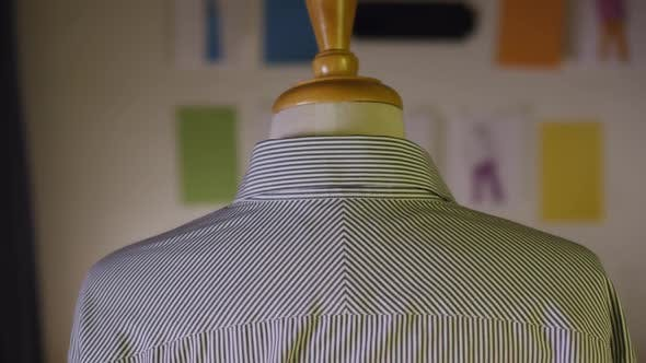 Thumbnail for Tailoring Mannequin Wearing A Shirt 19