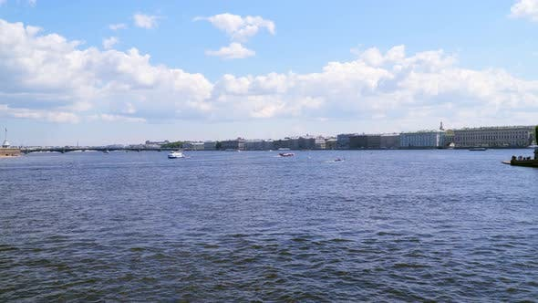 Thumbnail for Russia St. Petersburg Neva River