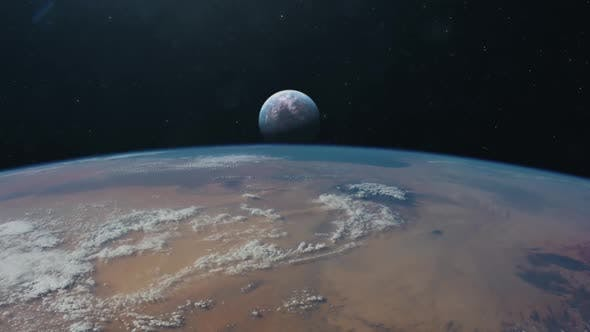 Thumbnail for Exoplanet Establishing Shot