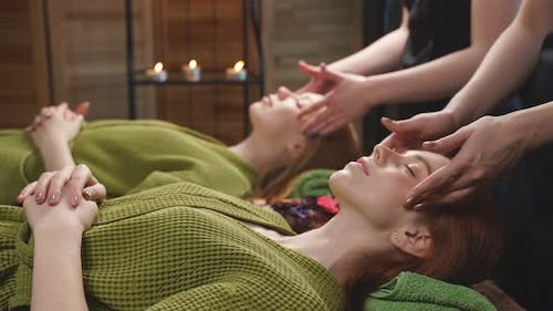 Spa Treatment By Skilled Massage Therapist