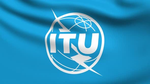 International Telecommunication Union Flag 4K