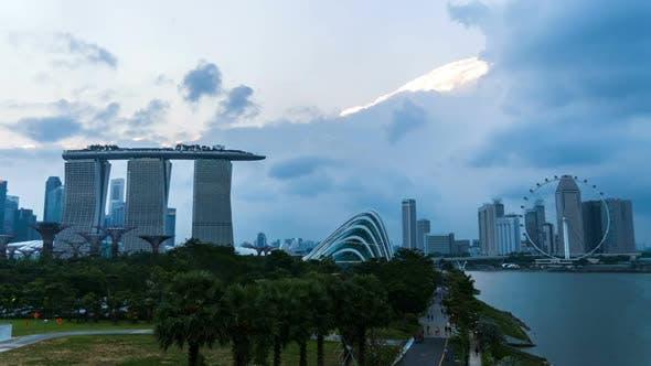 Thumbnail for Singapore Landmark