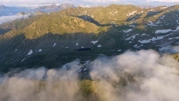 Thumbnail for Cloudy Mountain Ridge