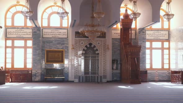Thumbnail for The Interior Great Mosque in Sharm el-Sheikh