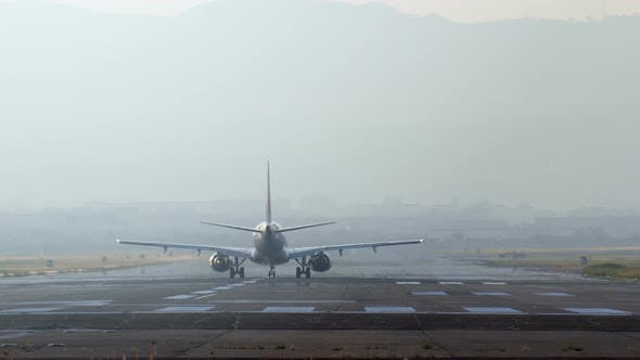Thumbnail for Plane On Runway