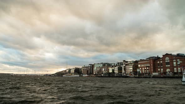 Thumbnail for Ferry Terminal in Oslo, Norway