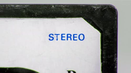 the Word Stereo in a Sequence