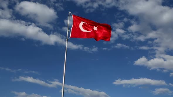Thumbnail for Turkish Flag Symbol