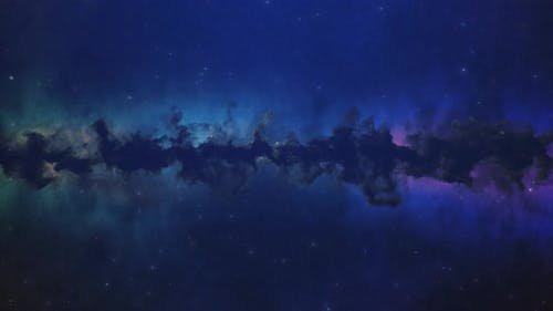 A Tour Of The Galaxy Background 4K