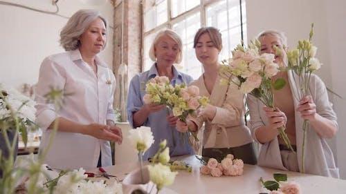 Florist Classes