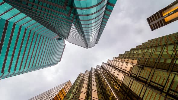 Thumbnail for Business Skyscraper in Hong Kong