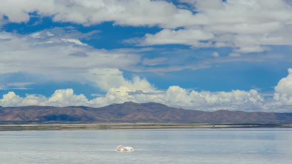 Thumbnail for Bolivian Salt Flat During Wet Season