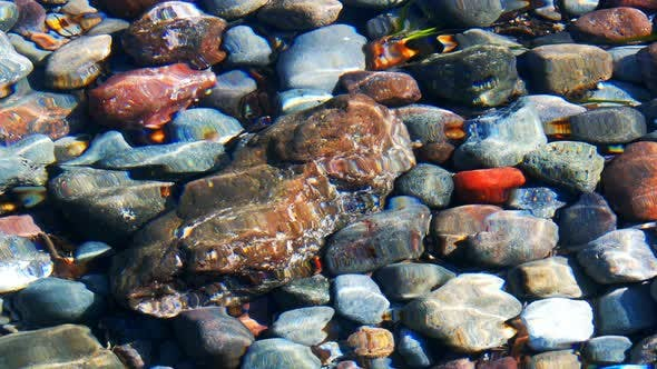 Thumbnail for The Sea Water And Stones In Underwater 2