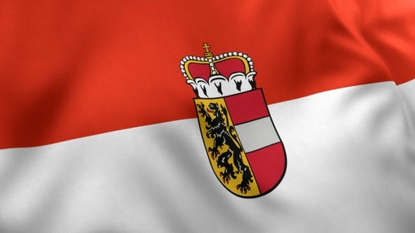 Salzburg Flag