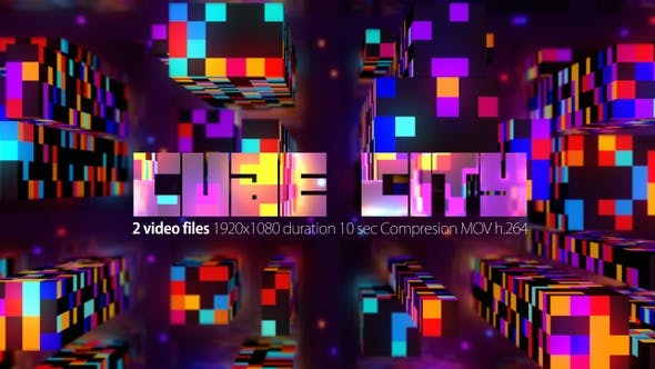Thumbnail for Vj Cube City