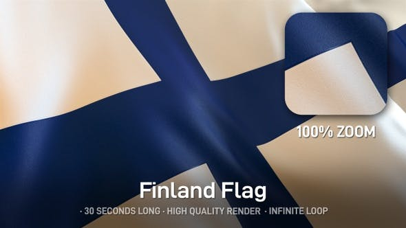 Thumbnail for Finland Flag