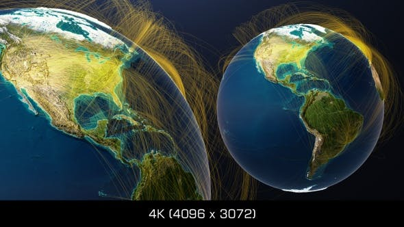 Cover Image for Global Earth Networks
