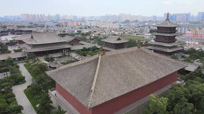 Chinese Monasteries, Historic Building