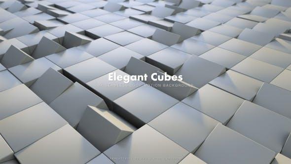 Thumbnail for Elegant Cubes 28