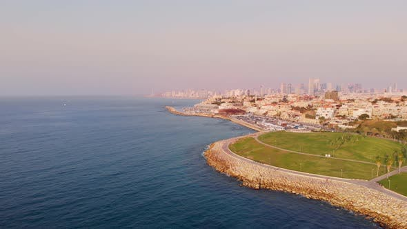 Thumbnail for Tel Aviv View from Jaffa