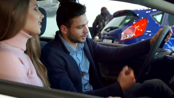 Thumbnail for Man Tells His Girl About the Car