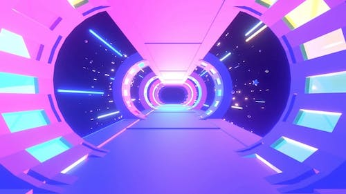 Outer Space Metro Station
