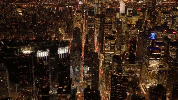 Thumbnail for Financial Corporate Office Business City District in New York City