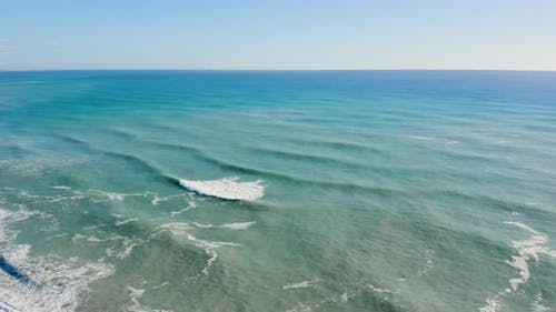 Furious Water of the Ocean