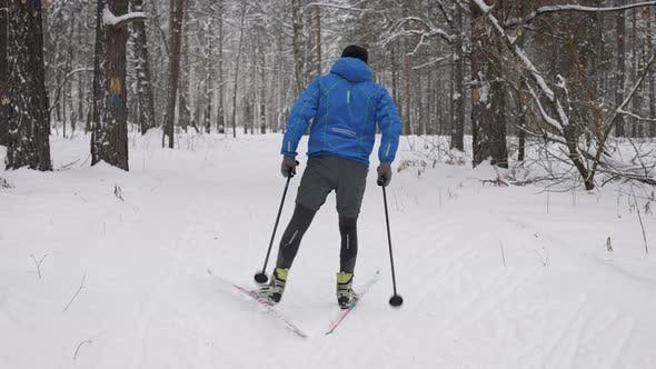Thumbnail for Crosscountry Skiing Winter Training