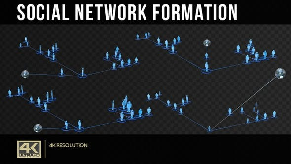 Cover Image for Social Network Formation With Alpha Channel